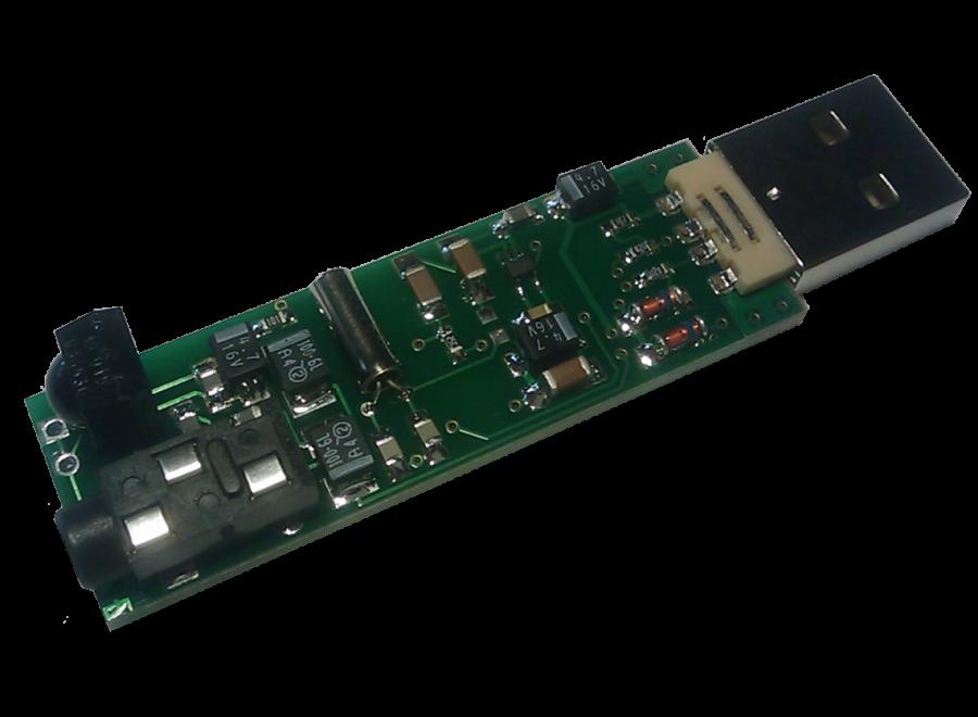 MA901 - USB-FM стерео